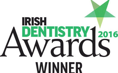 Winner in the Irish Dentistry Awards 2016
