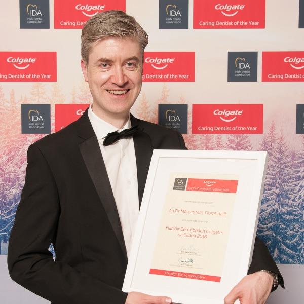 Colgate Caring Dentist of the Year Awards 2018